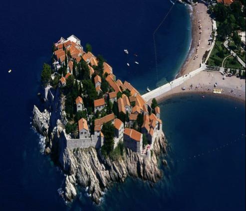 Montenegro-Sveti Stefan