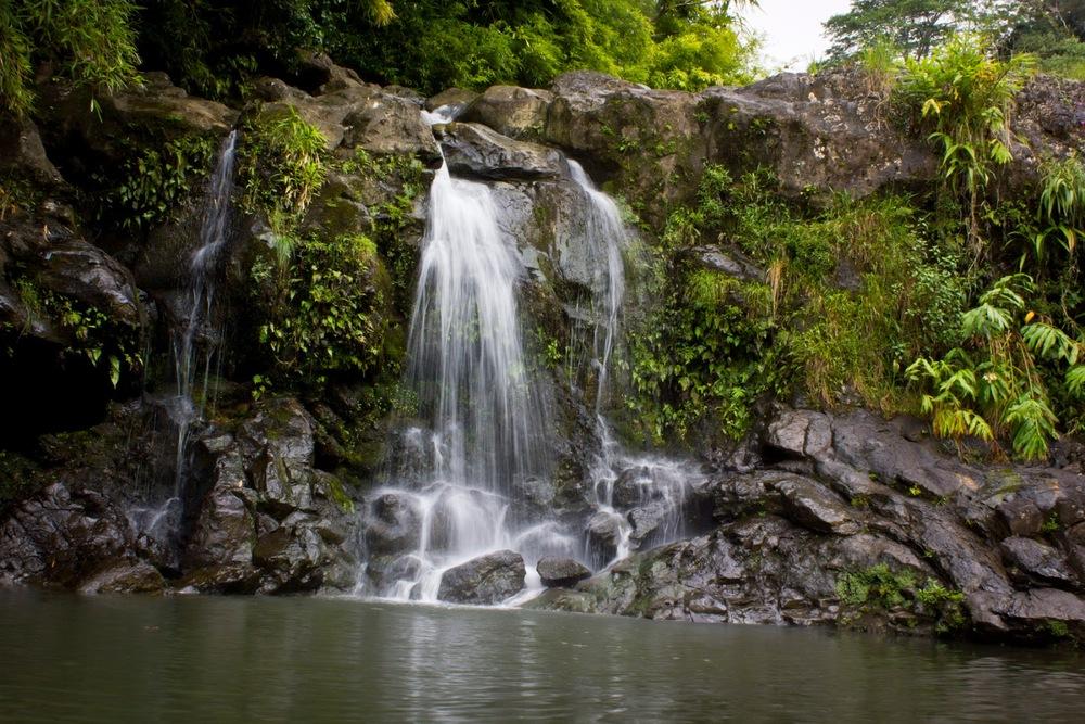 Maui Falls-Maui
