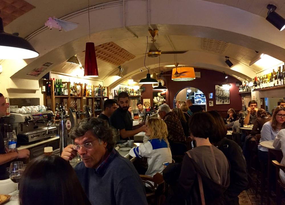 Restaurant Bar del Pla