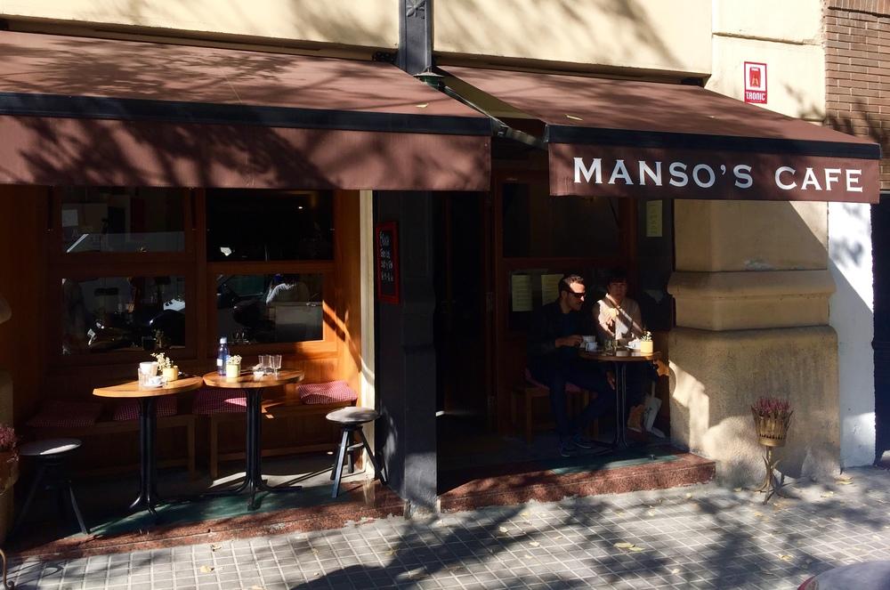Manso´s Café in Sant Antoni