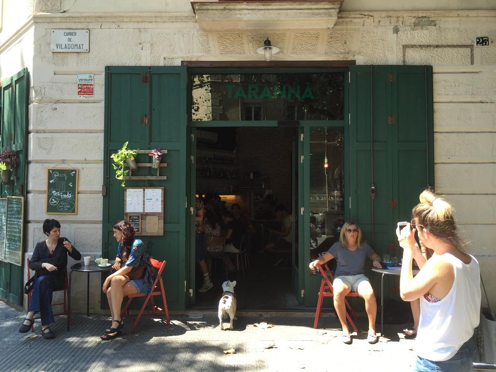 Tarannà Cafe & Bar