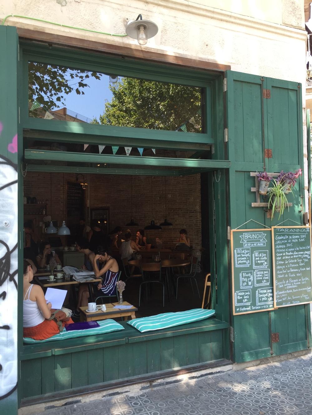 Tarannà Café & Bar