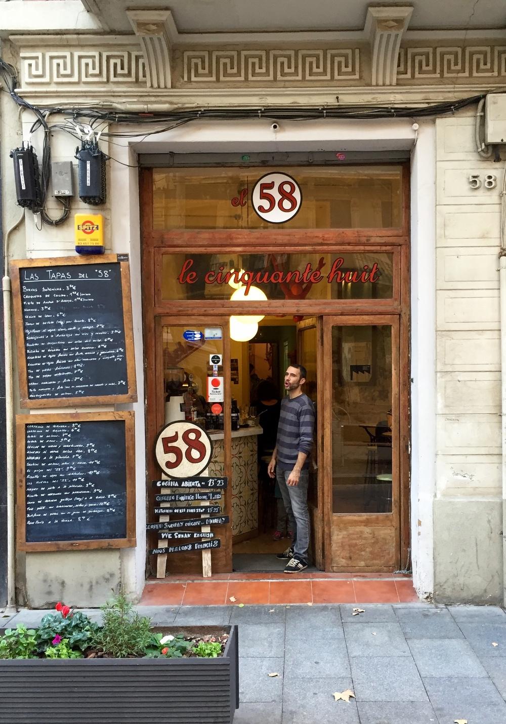 El 58 - Le Cinquante Huit
