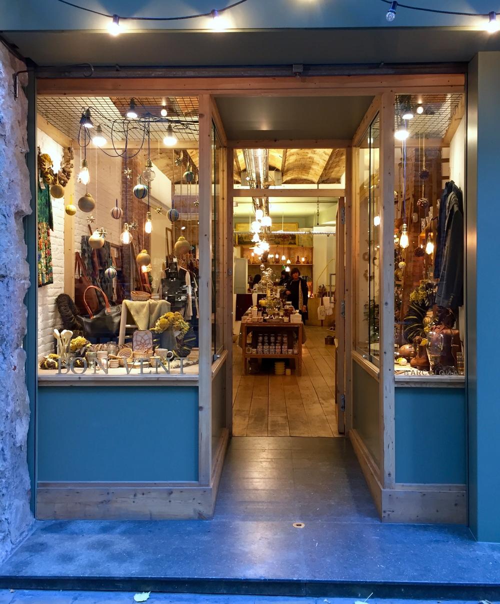 Store front Bon Vent
