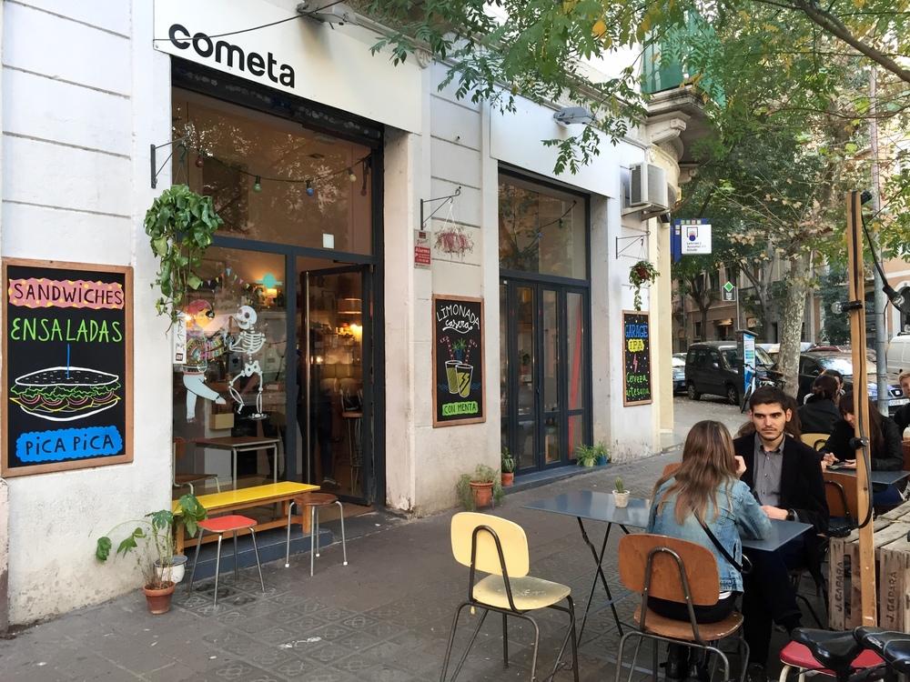 Café Cometa, Sant Antoni