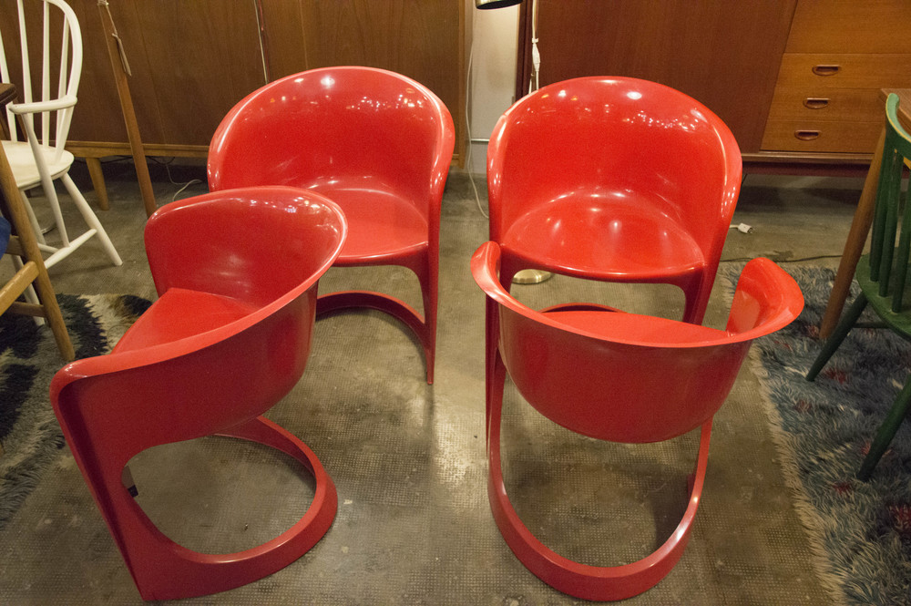 Cool vintage chairs
