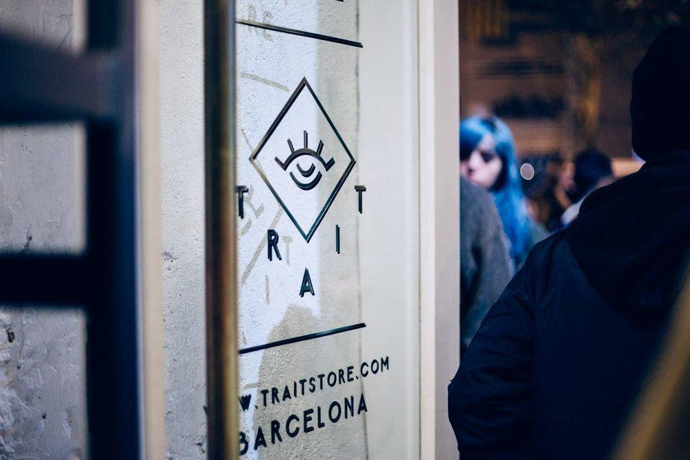 Trait store, Barcelona