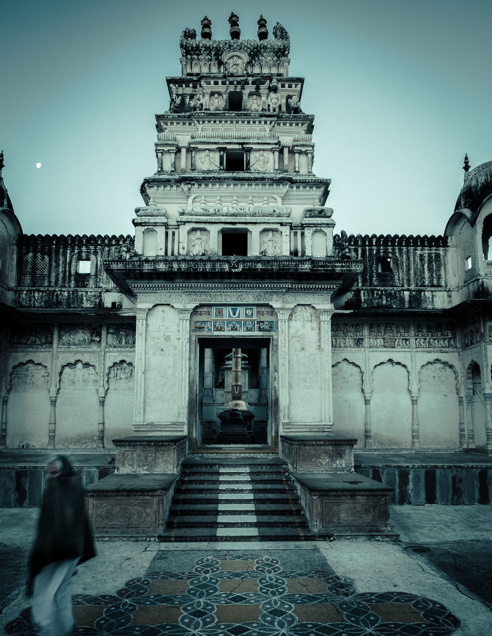 Pushkar temple @ morning