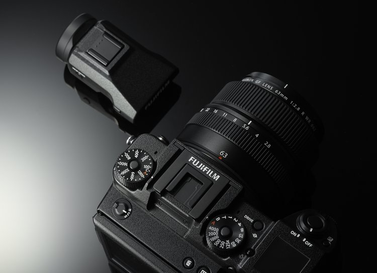 Blog morethanwords youll be able to use two evf viewfinders with the gfx a regular fandeluxe Image collections