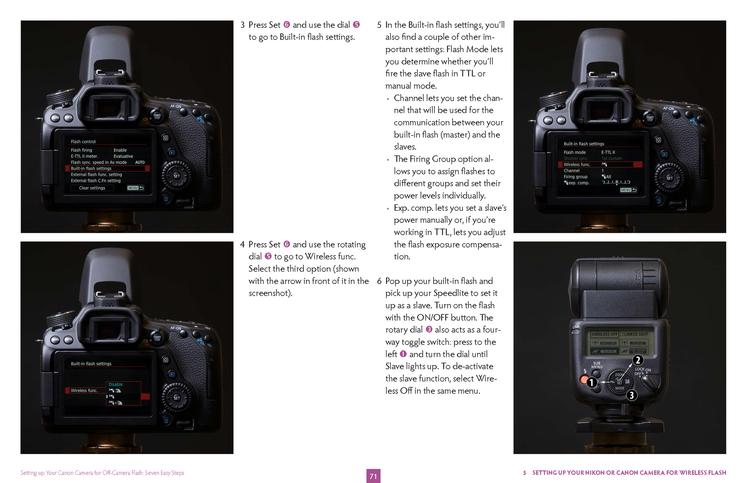 5 Reasons The Roboshoot X Flash Triggers For Fuji Are A Game Changer Tiny Efficient High Power Led Camera Solutions Cell Phone Lightitup 2018 0314 Revpiet Page 071