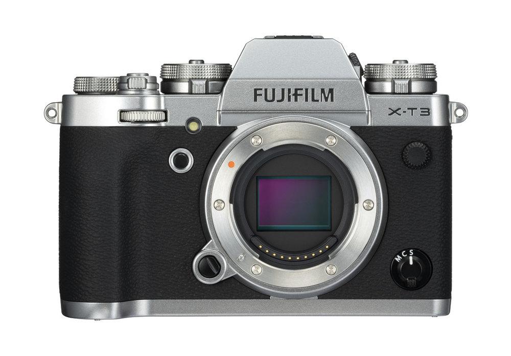 Juich, Fujifilm gebruikers, want Lightroom Classic CC 8.0 biedt ondersteuning voor de Fujifilm X-T3 :-)