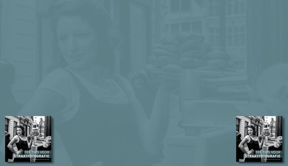 Streetwise Deluxe:'101 tips voor straatfotografie' - ✔︎ boekvoorstelling maandagavond 29 april | Gent | 19u - 22u✔︎ inclusief gesigneerd boek + ebook✔︎ inclusief 3 bonus video-tutorials✔︎ inclusief 10 Zwart-Wit Creative Profiles