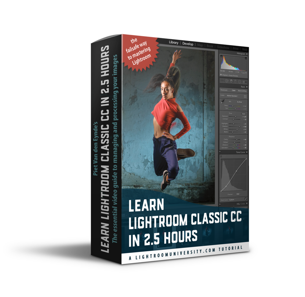 Learnt something from the Before & After? Then imagine what you could learn from 2.5 hours of concise Lightroom training and over one hour of bonus tutorials in my brand new  '  Learn   Lightroom Classic'  video course.