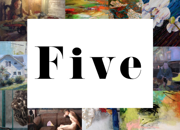 Five Year Anniversary Signature Group Exhibition