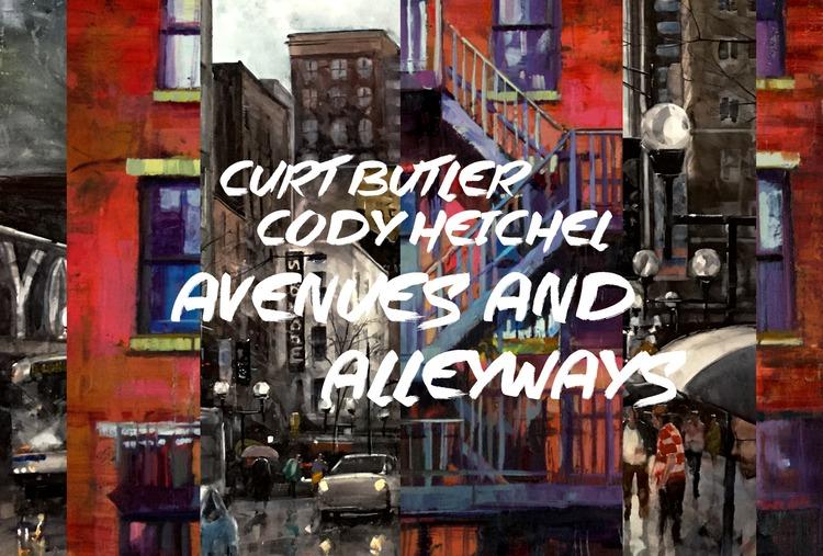 Avenues and Alleyways