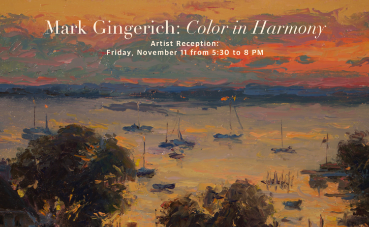 Mark Gingerich - Color in Harmony