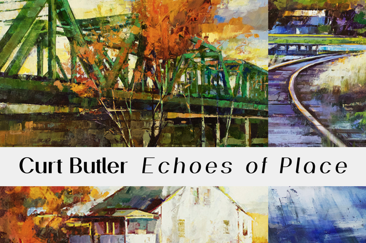 Curt Butler - Echoes of Place