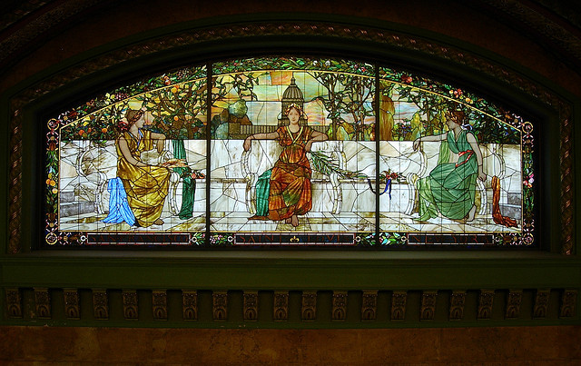 The Allegorical Window