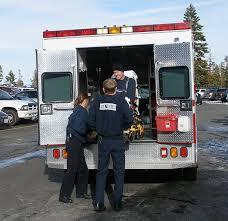 REUNIONCare ambulance