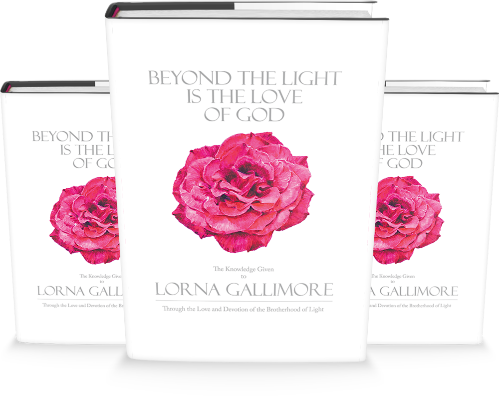 Beyond the Light is the Love of God