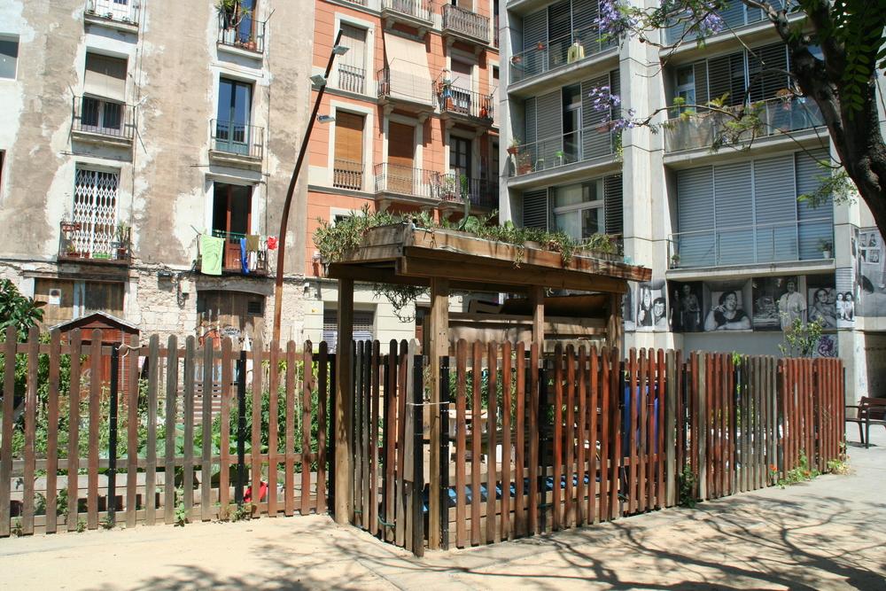 Neighbourhood Garden, Barcelona