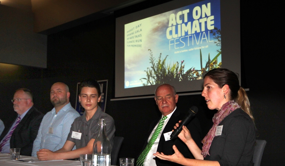 Victoria McKenzie-McHarg.  Photo- Geelong Sustainability Group