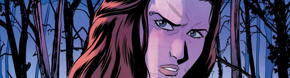 Ania in Knight Guardians, Abel Garcia (Artist) and Irma Kniivila (Colourist)