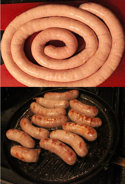 Make Your Own Bratwurst