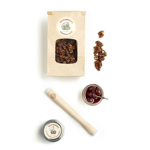 AHeirloom Red & Brown Cocktail Kit