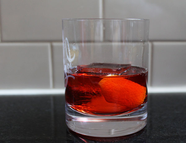 Boulevardier-cocktail