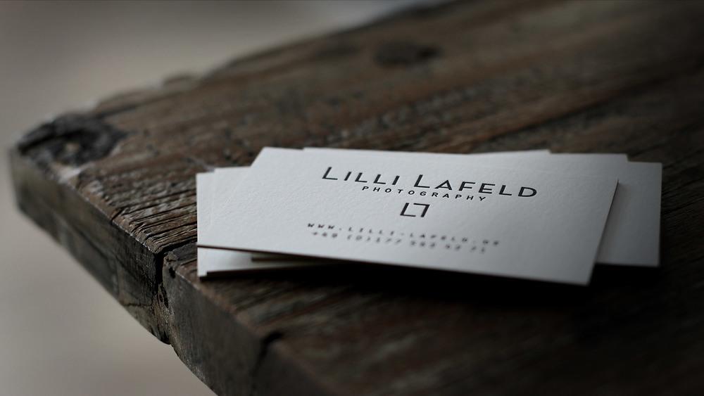 Lilli Lafeld Corporate Design 1