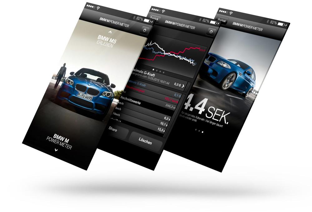BMW Power Meter App 1