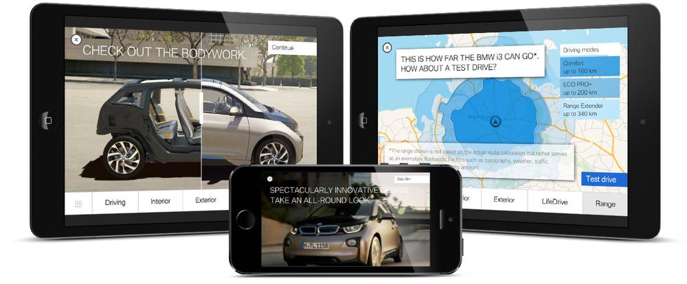 BMW i3 iAd 2