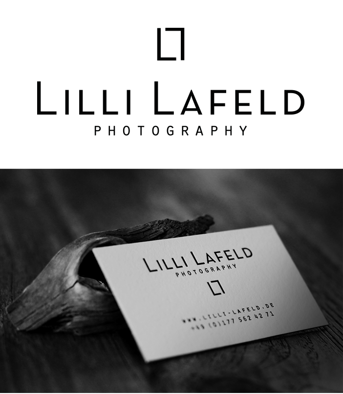 Lilli Lafeld Photography  Corporate Design  → Showcase