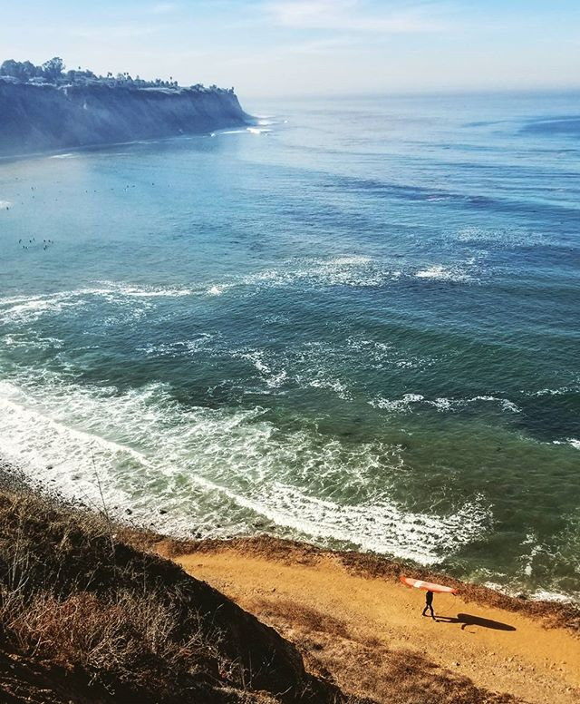 Swell view...on a swell day #surf #surfing #southbaylife #southbay #ocean #landscape #thesearch #myhappyplace