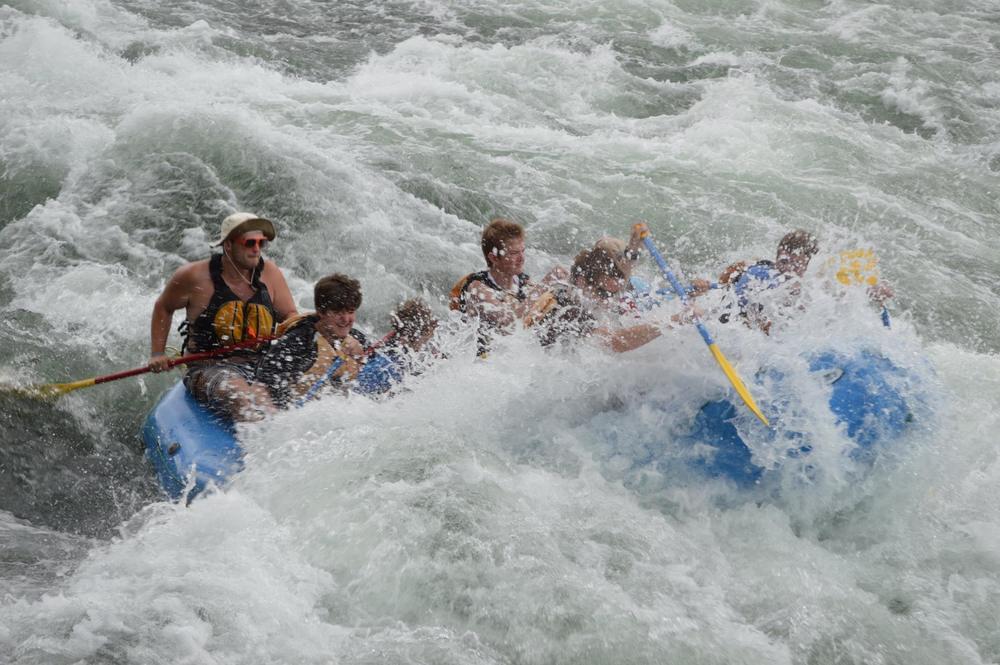 Clark Fork Rafting