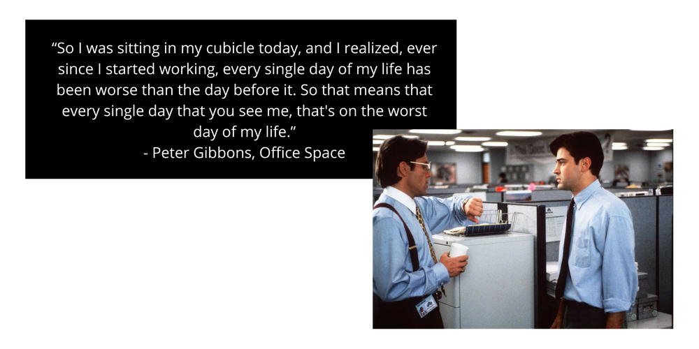Office Space Quote