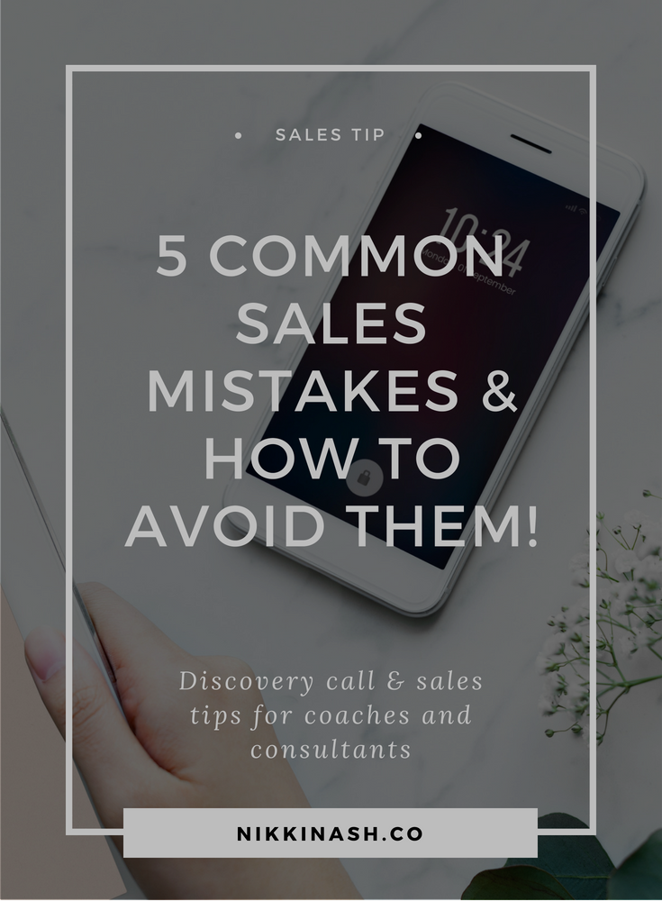 Sales-Tips