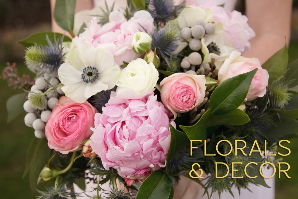 wedding florals florists