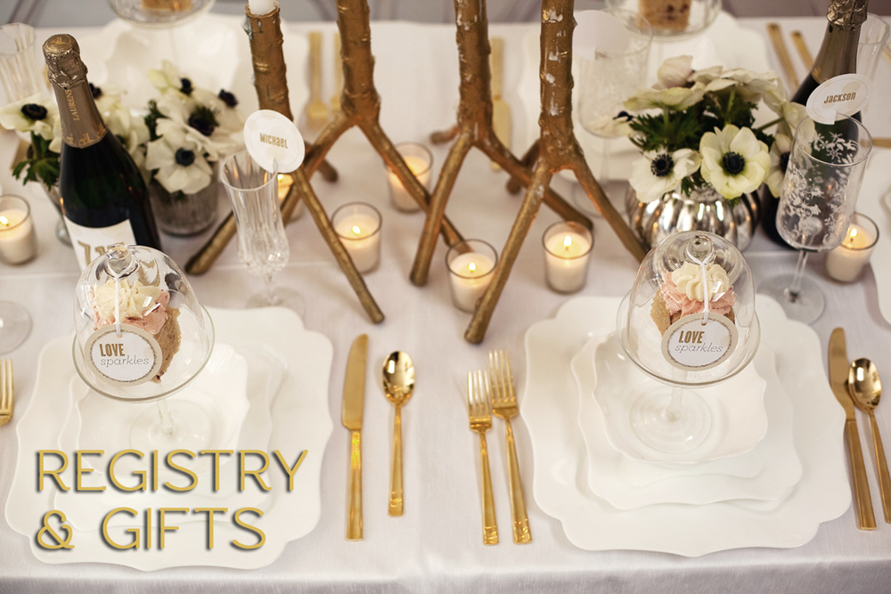 registry and gifts