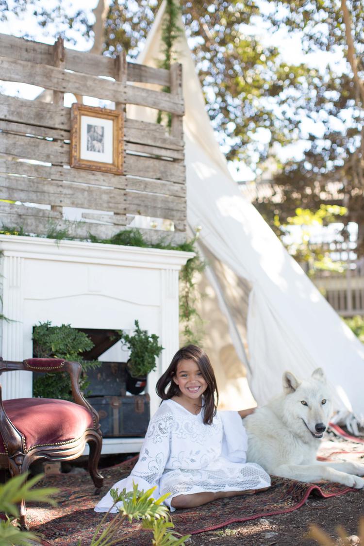 Native American Beauty - an exclusive SanDiegoWedding.com editorial