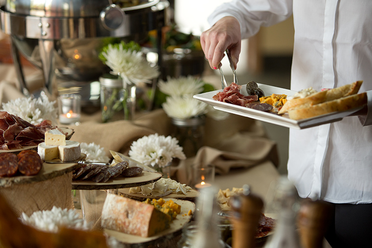 Kitchens For Good Catering With A Cause For Your Wedding Reception