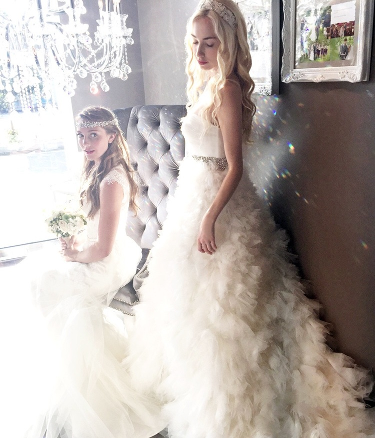 Bridal Gown Designer Winnie Couture: the classicist delivers