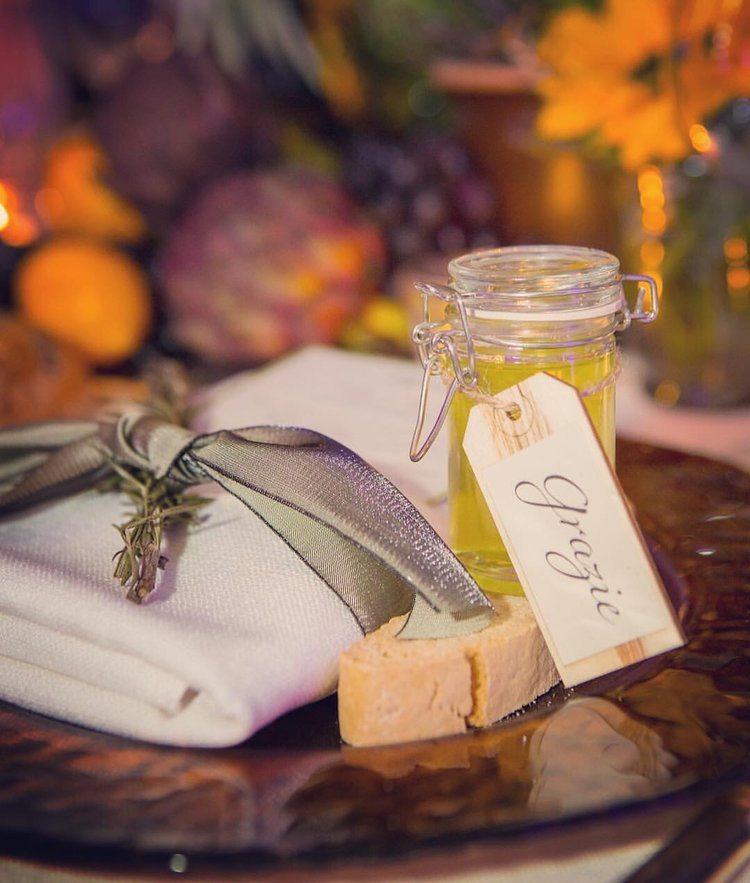 Add A Little Of La Dolce Vita To Your Wedding With Delicious Italian