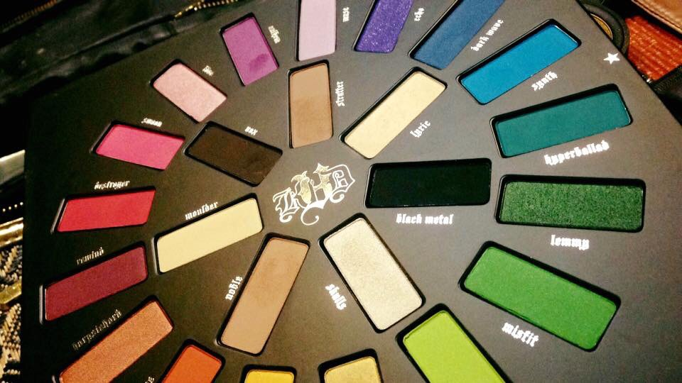 Colors colors colors! Makeup artist extraordinaire Alta DeKoven is ready for any look!