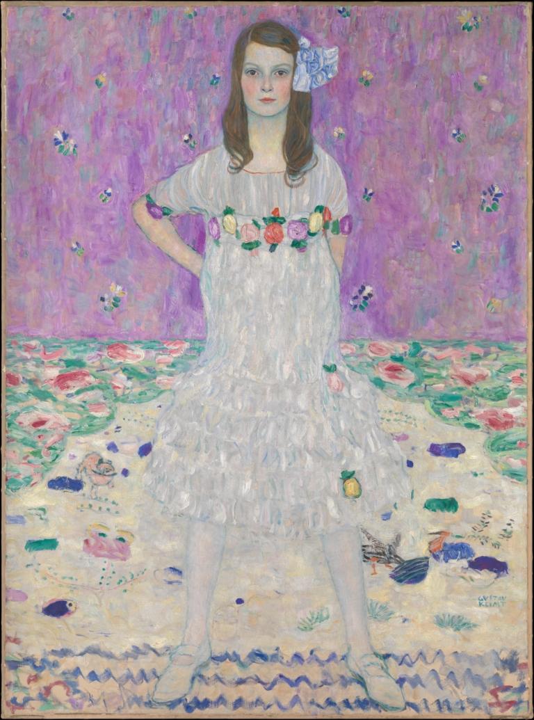 Gustav Klimt, Mäda Primavesi (1912-13)