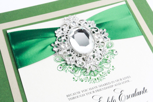 The Luxe Invitation