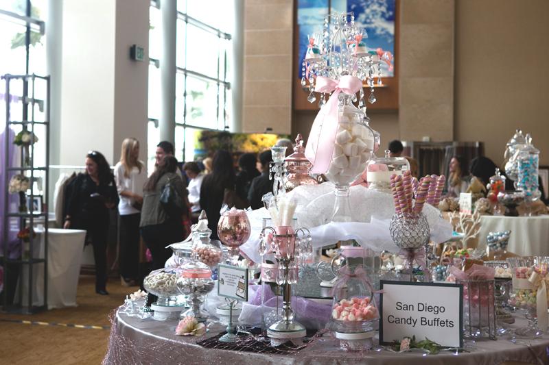 San Diego Candy Buffet