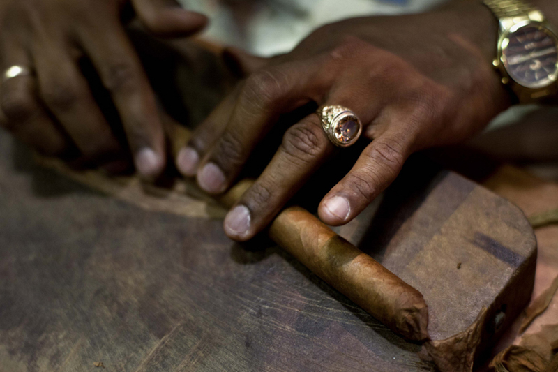 Cuban Cigar Factory