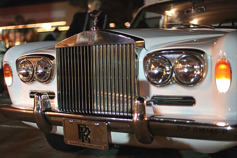 Rolls Livery Service Featuring Rolls-Royce Wedding Cars
